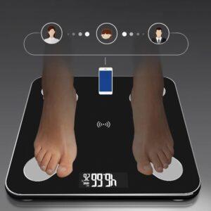 Bluetooth App, Mass BMI Scales